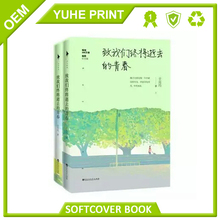 Reasonable price for cook hot sell superior high quality white offset paper glossy varnished paperback phone book paper