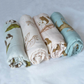 new design low price comfortable baby muslin swaddle