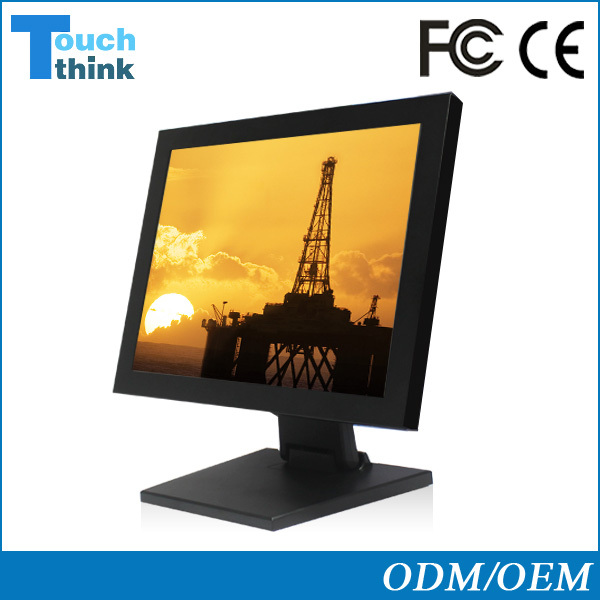 17 inch cheap touch screen All in one PC AMD N330 500G HDD