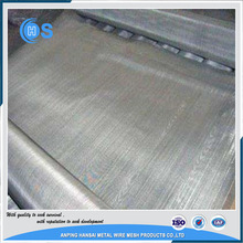 Made in china 1.2mx30m roll size stainless steel wire mesh