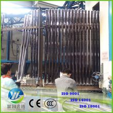 Solar Collector Tube Blue Seris Economical Vacuum Tube Glazed Solar Thermal Collector Price