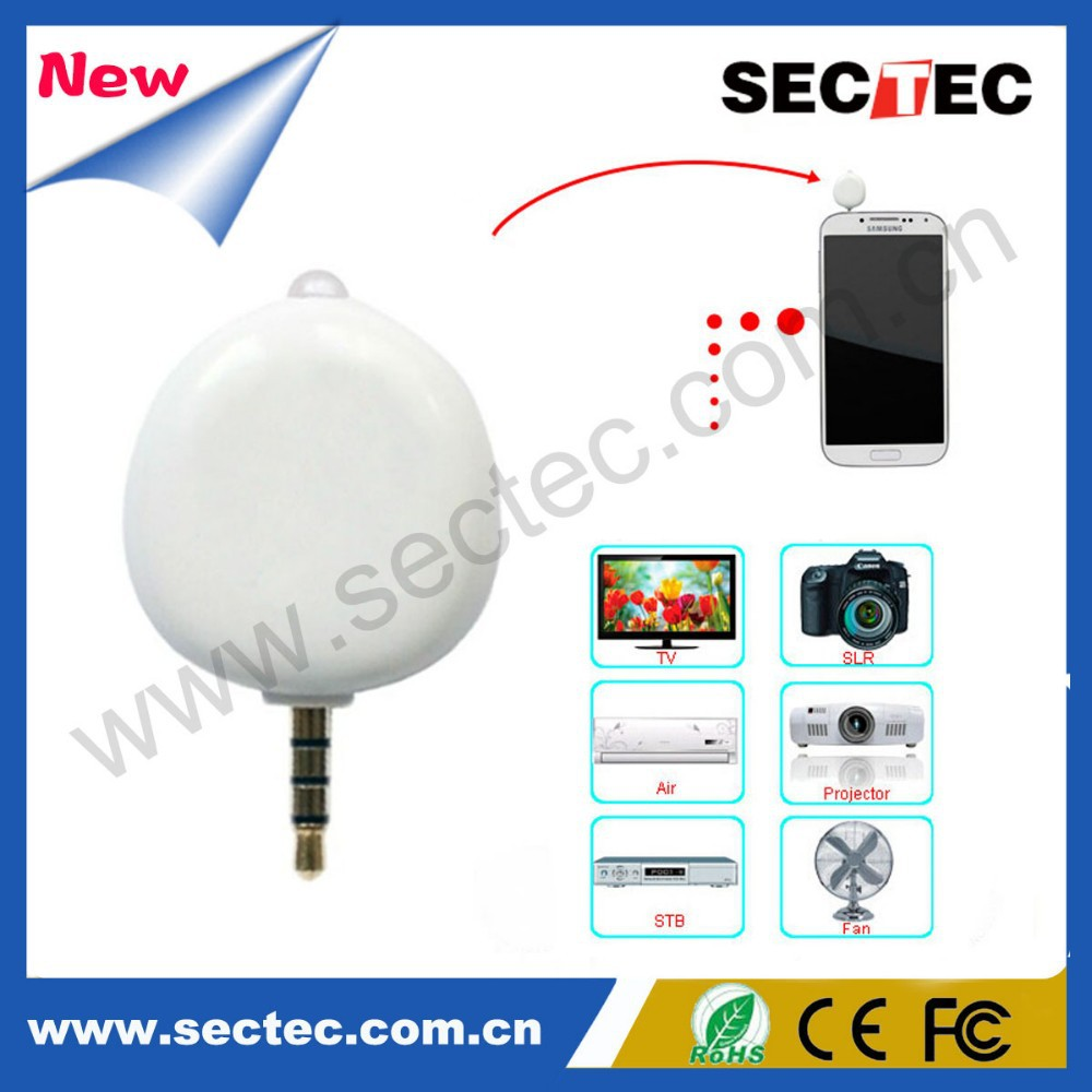 3.5mm Plug Intelligent Mobile Smart Infrared Remote Control
