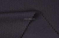 Plain Dyed Knitted mesh polyester fabric