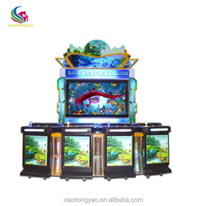 Gambling machines fish hunter arcade game machine arcade fishing game machine