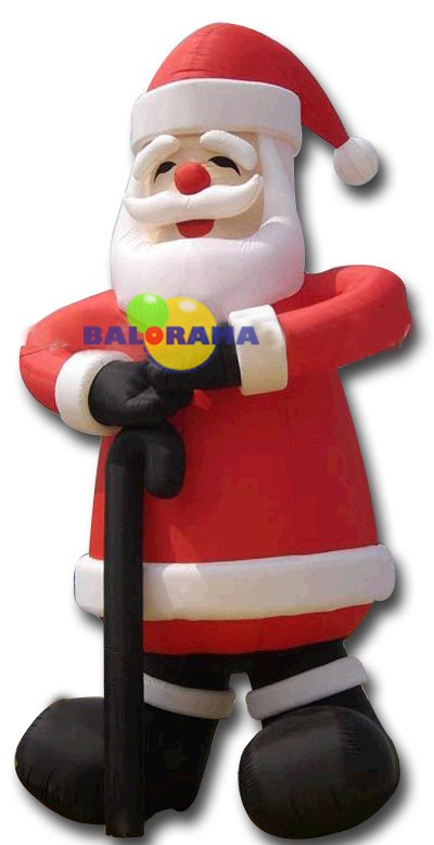 5 meters inflatable santa claus, inflatable christmas products, inflatable christmas decoration