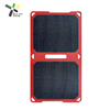 Waterproof Solar Charger and Powerful 8.5W Foldable Panel Portable Solar Charger for Mobile Phone Ipad and Tablet