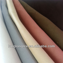 weft suede fabric