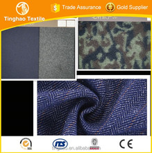 hot sale knitting wool fabric price supplier