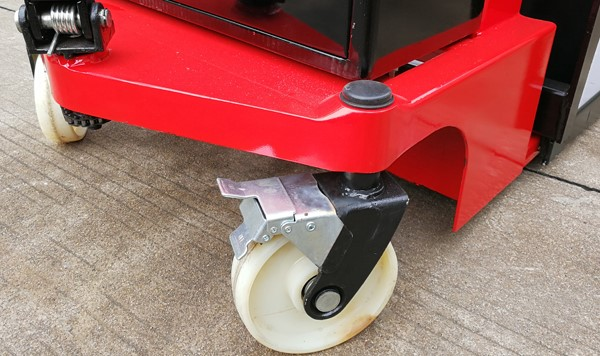pallet truck lifter