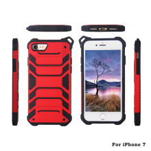 2IN1 tpu+pc Armor Phone Case For Iphone 6 Case Cover,For Iphone7 8plus Case,For Iphone X Shockproof Case
