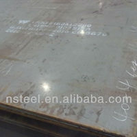 Boiler And Pressure Vessel Steel Plate