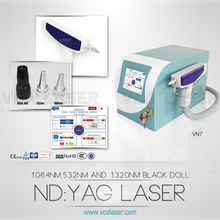 Professional and Hot sale laser tatoo removal machine