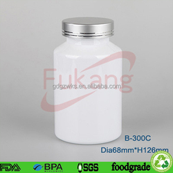 300ml plastic capsule bottles, pet dispensing storage container, plastic tubes for supplement wholesale supplier