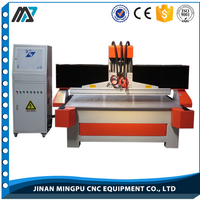 Factory new arrival mini desktop 3d cnc router 6090 for wood