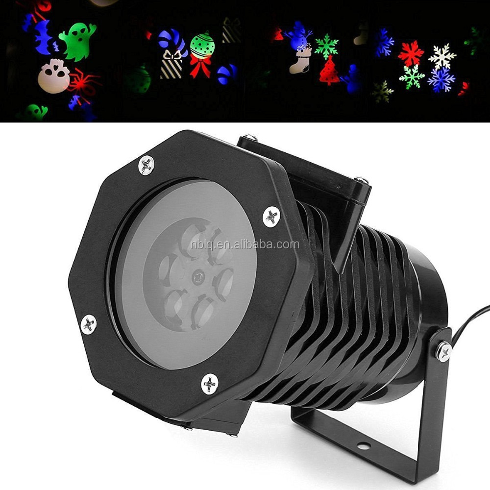 outdoor decorative halloween party lights,halloween projector
