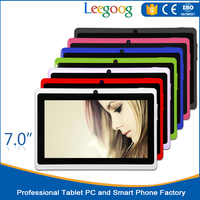 7 inch Q88 Best popular Christmas gift for kids Allwinner A33 Qual Core Dual Camera Android 4.4 WIFI Tablet