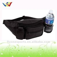 PVC leather Sport Waist Bag