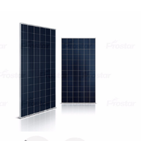 Solar Panel Manufacturer Supply Poly 100