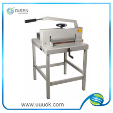 High precision second hand paper cutting machine is sample