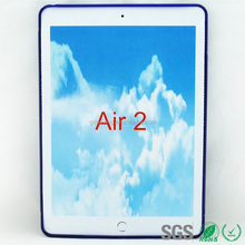 New arrival S line Back tablet Case TPU tablet cover For Ipad Air 2