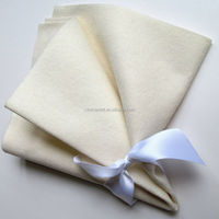 5mm thick 100% wool felt fabric, felt material
