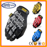 Safety mechanic army gloves