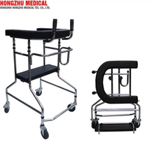 Disabled and elderly walkers hemiplegia walking aid exercise equipments