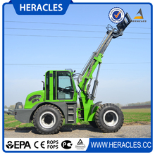 China hot sale radlader HERACLES TL3000 telescopic boom loader