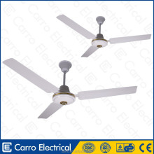 "Factory direct 12volt 48"" 22watts dc brushless motor ceiling fan ir ceiling fan remote controller"