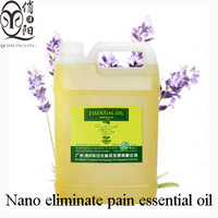 Body massage nano eliminate pain lose weight essential oil pure natural extract oil OEM