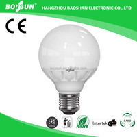 E27 CE RoHS UL 6W 8W 9W italian light bulbs