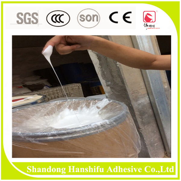 Water-based pressure sensitive label glue/adhesive glue for sticking label