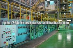 Zinc Hot Dip Galvanizing Line for steel sheets or coil