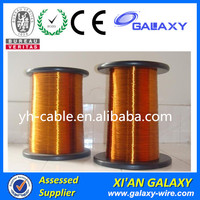 200 Class Electrical Copper Magnet Wire Super Polyurethane Enameled Copper Wire Used For earphones headphones of mobile phone