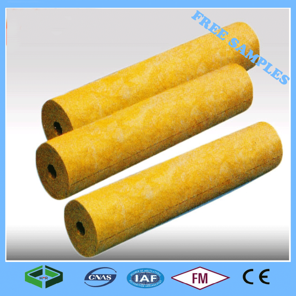 Thermal Insulation Tube Glasswool (industrial), Glass Wool Tube