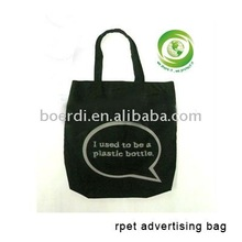 Recyle plastic bags ,shopping bags,rpet advertising bag