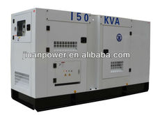 120KVA Europe power diesel generator cummins generador silent