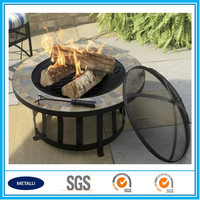 hot selling custom garden treasures fire pit
