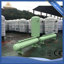 Carbon steel gas tank with asme for compressor