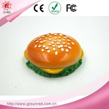 Wholesale China Products Emulational Resin Mcdonald's Bread Food