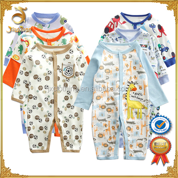 hot selling wholesale bulk cheap carters baby romper clothes factory