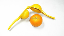 lemon squeezer machine orange squeezer colorful manual hand stainless steel