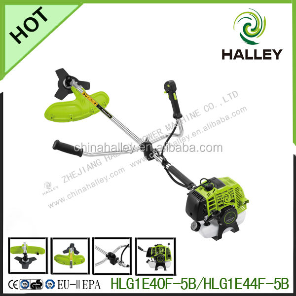 2 Stroke gasoline powered sweet corn and rice straw cutting machine in agriculture