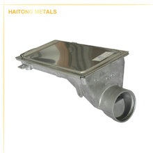 OEM custom auto body automobile sheet metal fabricating stamping parts component product