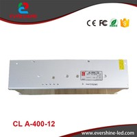 400W 12V Efficent Switching Power Supply in China