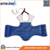 Professional taekwondo body chest protector, used for taekwondo equipment