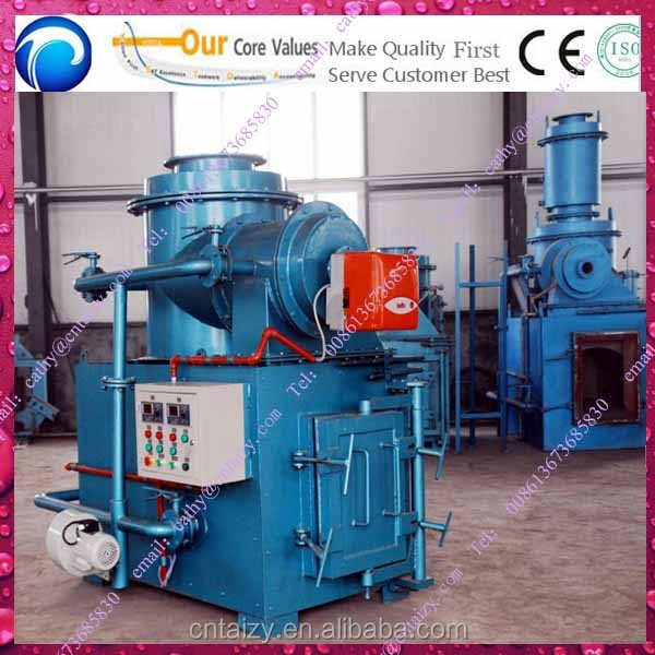 best quality industrial small Incinerator for medical waste incinerator or animal dead body