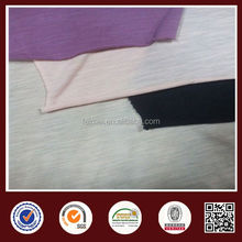 Cotton Slub tubular 100% Cotton Jersey Knit Fabric