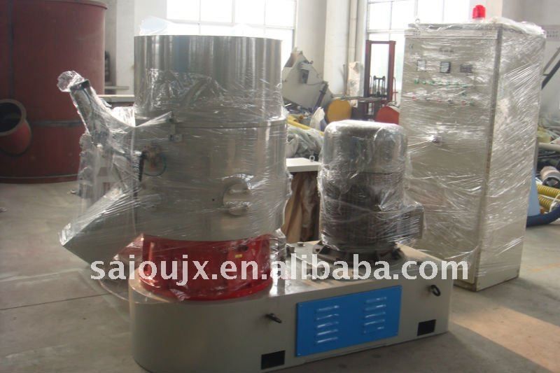 densifier for Plastic Film Agglomerate