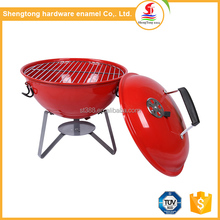 2017 Commercial professional korean tabletop grill smokeless bbq charcoal grill machine